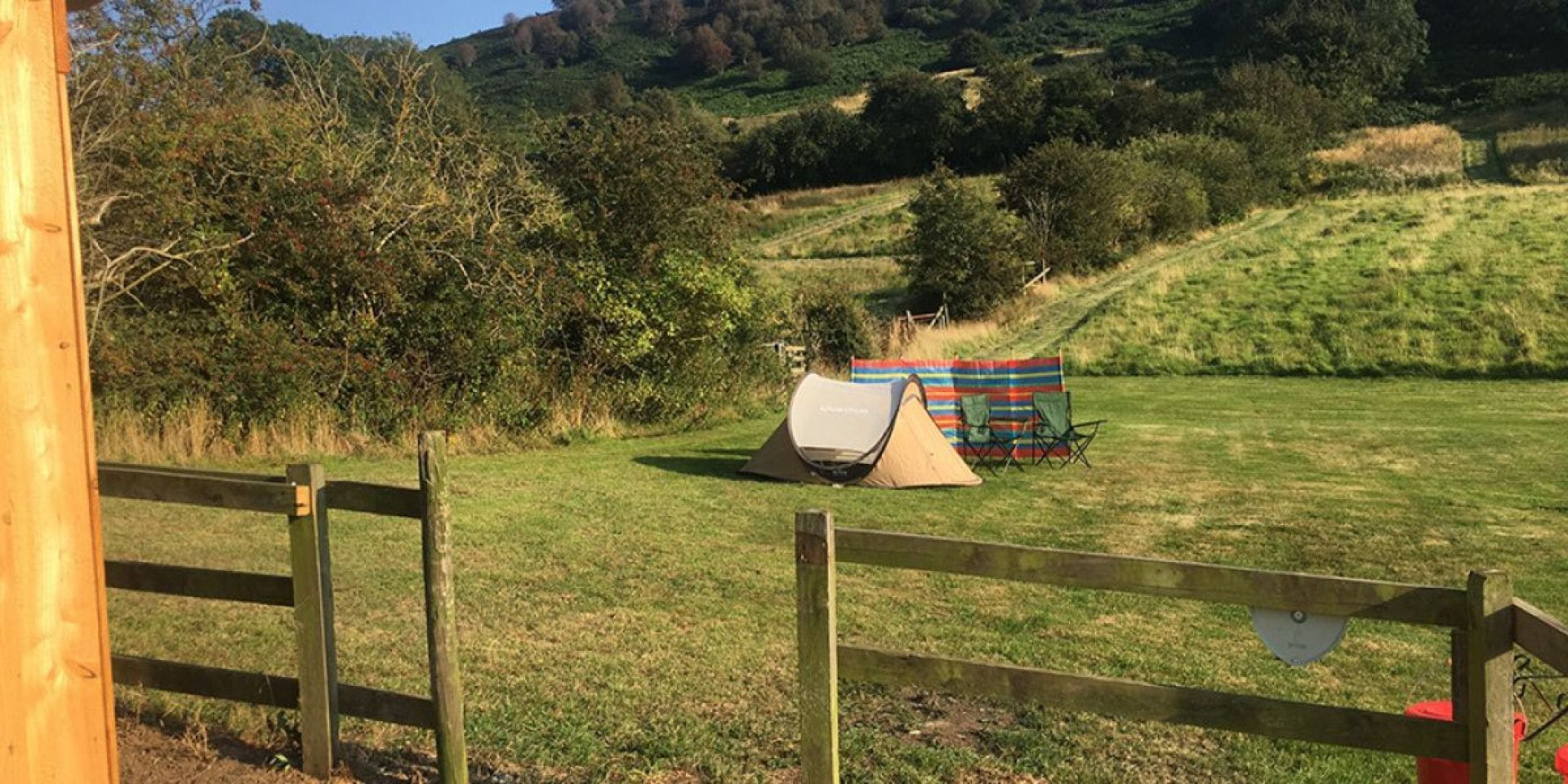 Mr Malcom's Marvellous Camping Field