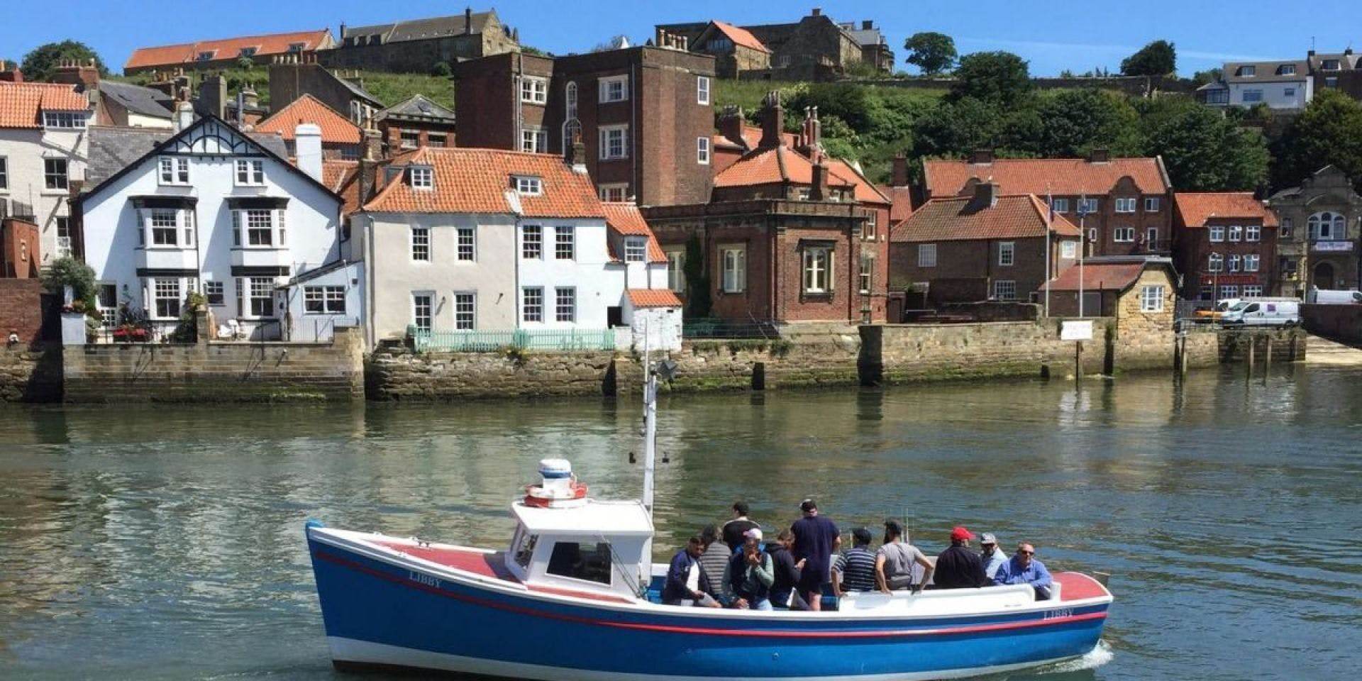 Libby Fishing Boat Trips Whitby