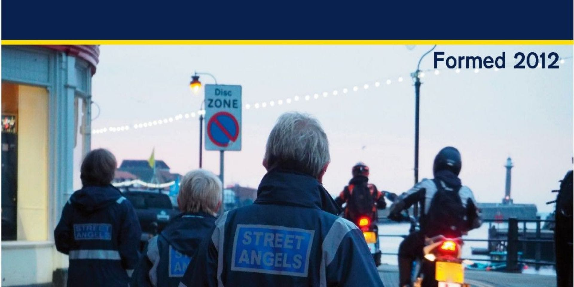 Street Angels in Whitby