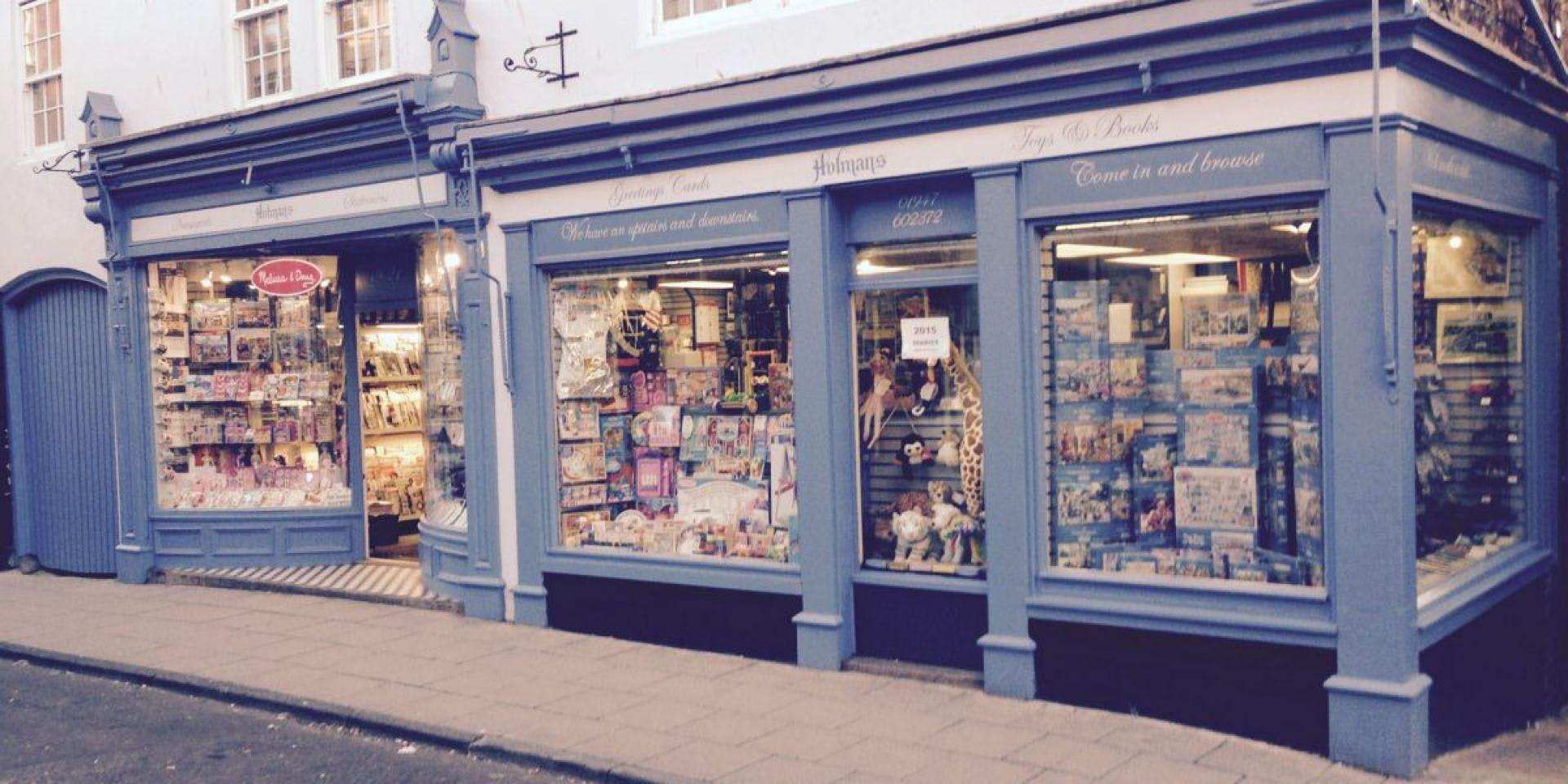Holman's Bookshop