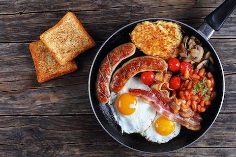 Cama y desayuno