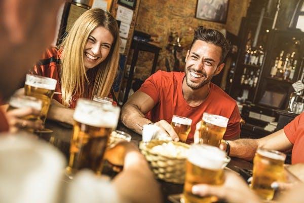 Pubs, Gasthäuser & Bars